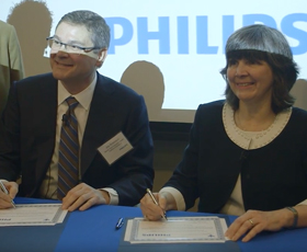Bon Secours Charity Health System and Philips Partnership