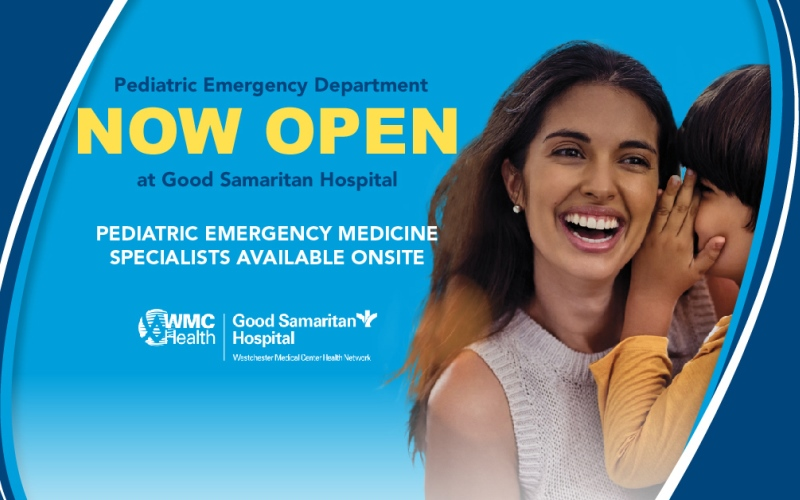 Good Samaritan Hospital Establishes Pediatric Emergency Service