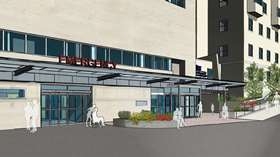 Bon Secours Community Hospital Breaks Ground for  Transformative Renovation Project