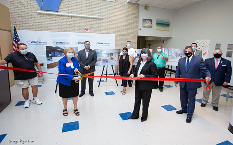 Bon Secours Community Hospital Completes the Latest Phase in the Transformative $40 Million Medical Village Project